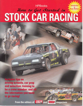How to Get Started in Stock Car Racing - front