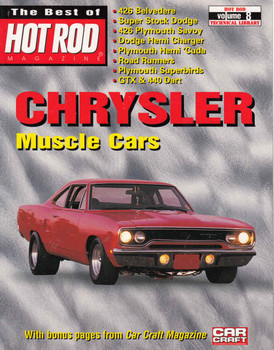 Chrysler Muscle Cars - The Best of Hot Road Magazine - front