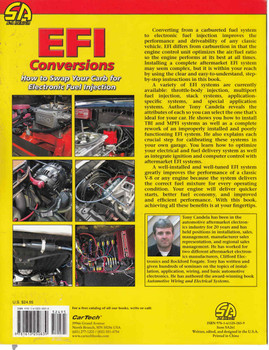 EFI Conversions How to Swap Your Carb for Electronic Fuel Injection - back