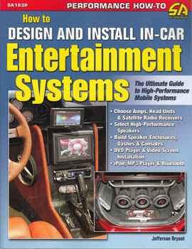 How to Design and Install In-Car Entertainment Systems - front