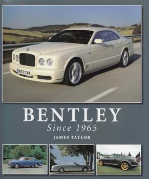 Bentley Since 1965 - front