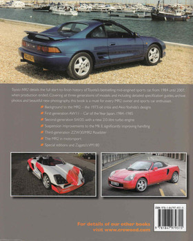 Toyota MR2: The Complete Story - back