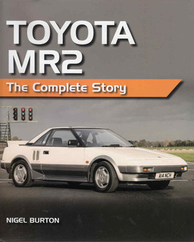 Toyota MR2: The Complete Story - front