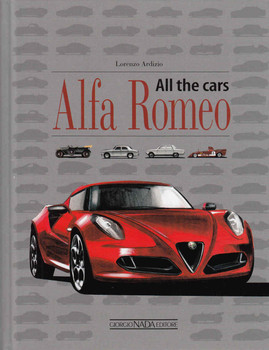 Alfa Romeo: All The Cars - front