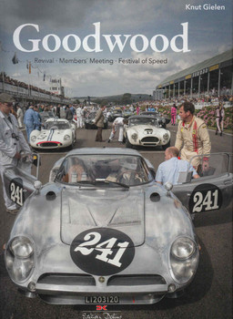 Goodwood: Revival - Member's Meeting - Festival of Speed  - front