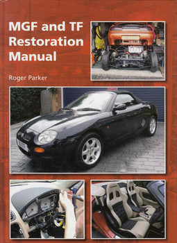 MGF and TF Restoration Manual - front