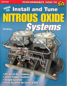 How To Install and Tune Nitrous Oxide Systems  - front