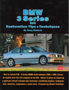 BMW 3 Series E36 Restoration Tips & Techniques -front