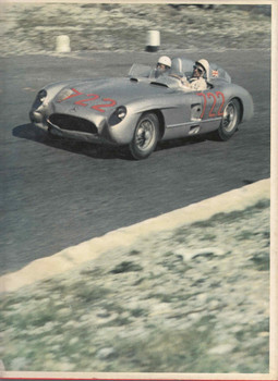 Mille Miglia 1927 - 1957 The Fabulous Story Of The Great Road Race - back