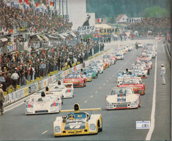 Le Mans Anders Ditlev Clausager - back