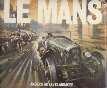 Le Mans Anders Ditlev Clausager - front