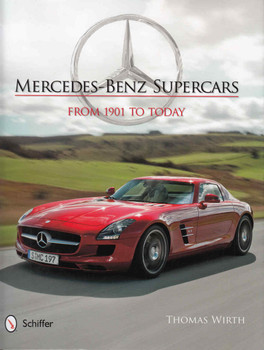 Mercedes-Benz Supercars From 1901 to Today - front