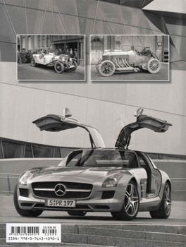 Mercedes-Benz Supercars From 1901 to Today - back