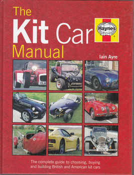 The Kit Car Manual  - front
