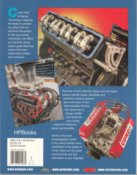 Stock Car Racing Engine Technology - back