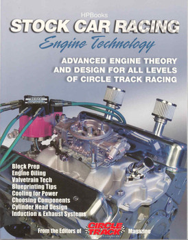 Stock Car Racing Engine Technology - front
