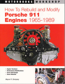 How To Rebuild and Modify Porsche 911 Engines 1965 - 1989  - front