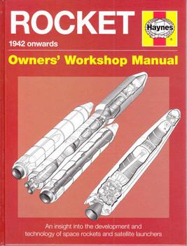Rocket 1942 onwards Owners' Workshop Manual - front