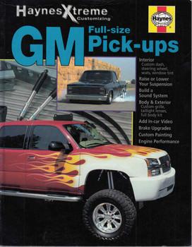 GM Full-size Pick-ups Haynes Xtreme Customizing  - front