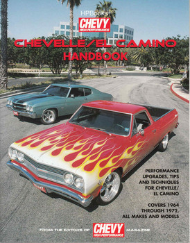Chevelle / El Camino Handbook - Chevy High Performance  - front