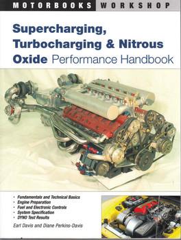 Supercharging, Turbocharging & Nitrous Oxide Performance Handbook - front