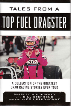 Tales From A Top Fuel Dragster - front