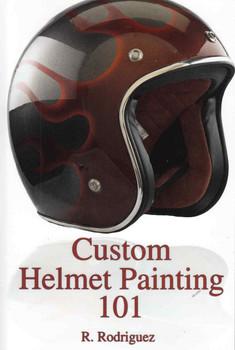 Custom Helmet Painting 101 - front