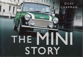 The Mini Story Giles Chapman - front