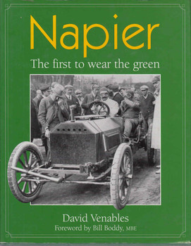 Napier: The First to wear the green - front