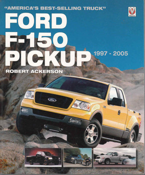 Ford F-150 Pickup 1997 - 2005 - front