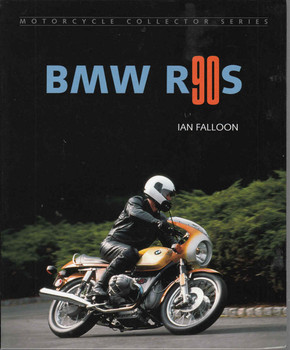 BMW R90s Motorcycle Collection Series - front