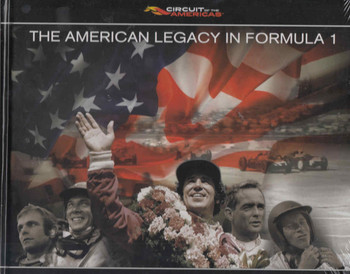 The American Legacy In Formula 1 - front
