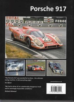 Porsche 917: The Autobiography of 917-023 - back