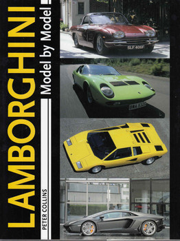 Lamborghini: Model by Model  - front