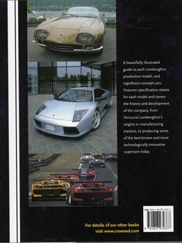 Lamborghini: Model by Model  - back