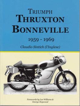Triumph Thruxton Bonneville 1959 - 1969 - front