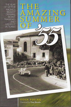 The Amazing Summer Of '55  - front