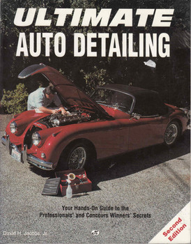 Ultimate Auto Detailing Second Edition  - front