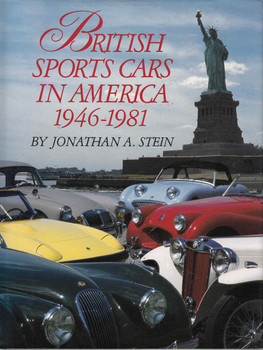 British Sports Cars In America 1946-1981 Automobile Quarterly - front