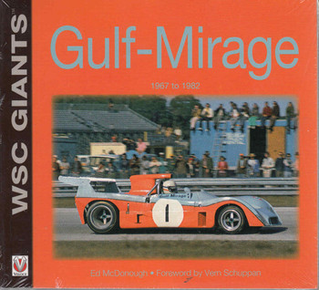 Gulf - Mirage 1967 to 1982 WSC Giants Series - front