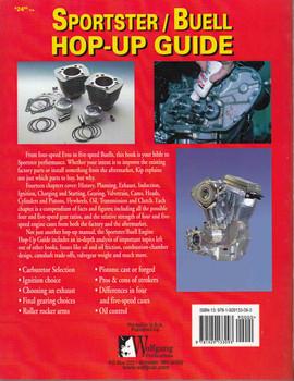 Harley-Davidson Sportster / Buell Engine Hop-Up Guide  - back