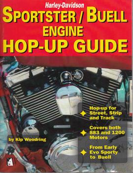 Harley-Davidson Sportster / Buell Engine Hop-Up Guide  - front