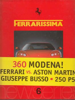 Ferrarissima: New Series No. 6 - front