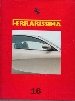 Ferrarissima: New Series No.16 - front