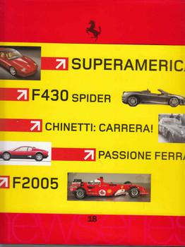 Ferrarissima: New Series No.18 - front