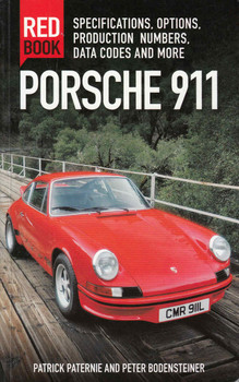 Porsche 911 Red Book - 3rd Edition - front