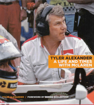 Tyler Alexander: A Life and Times with McLaren - front