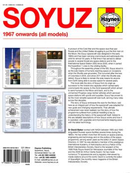 Soyuz 1967 Onwards (All Models) Owners' Workshop Manual  - back