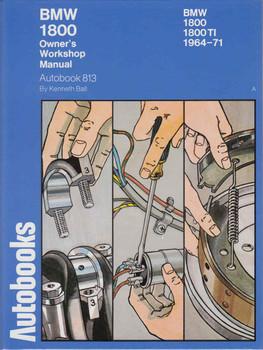 BMW 1800 1964 - 1971 Owner's Workshop Manual - back