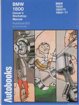 BMW 1800 1964 - 1971 Owner's Workshop Manual - front